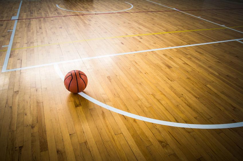 led lighting for basketball courts