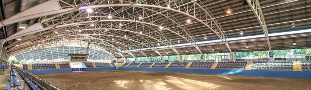 equestrian arena lighting