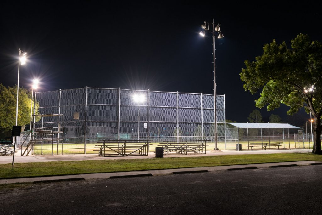 Led Sports Lighting For Outdoor Fields Courts And Stadiums