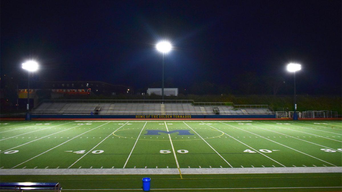 led stadium lights