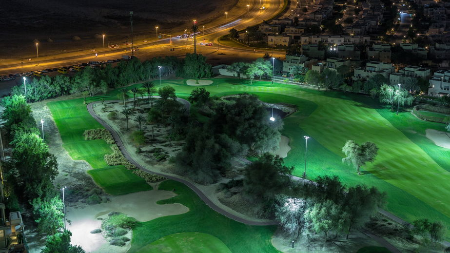 golf course led lighting