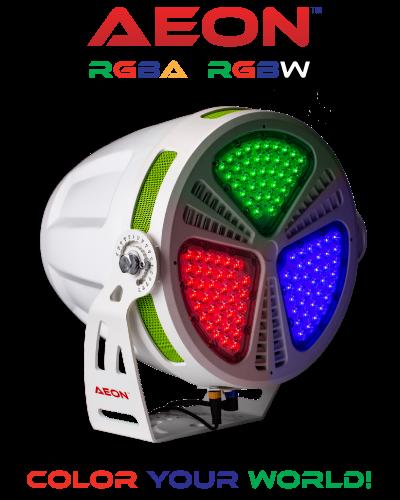 AEON RGBA/RGBW