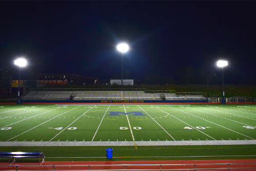 football stadium lighting
