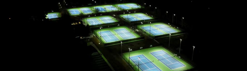 sports court lighting