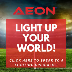sports lights led